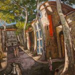 Boulevard Lafayette HST 54x73 - William Fenech