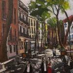 Boulevard Marechal Joffre HST 65x92