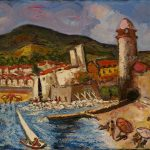 Collioure AST 33x55 - William Fenech