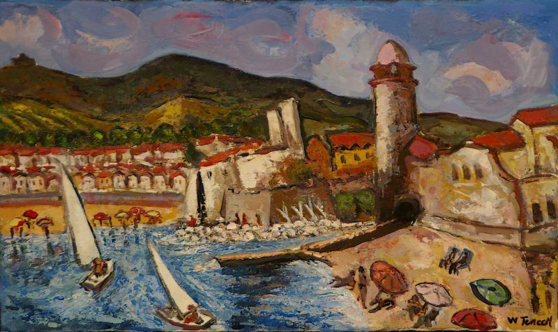 Collioure AST 33x55 - William Fenech