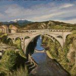 Le Pont du Diable HST 54x65
