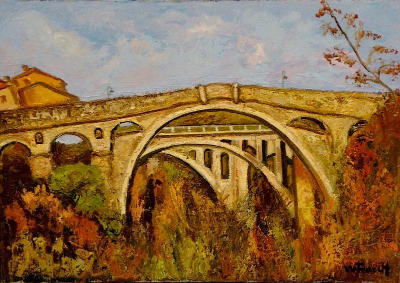 Le pont du diable HST 33x46