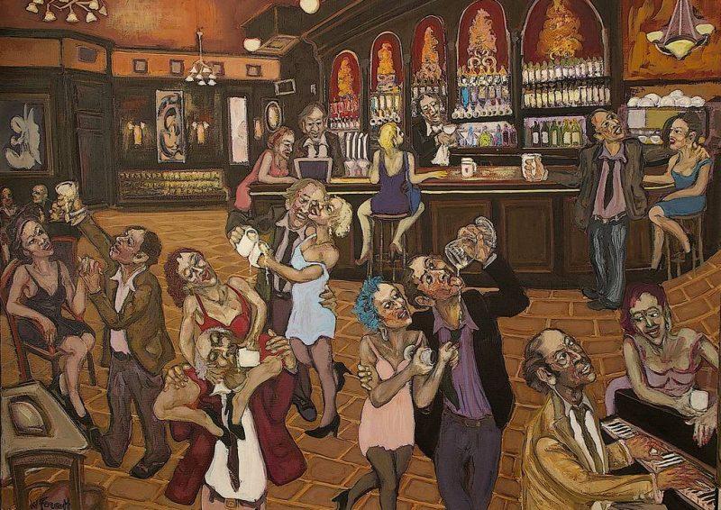 Le Pub HST 97x130