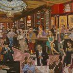 Le Splendid' bar HST 60x73