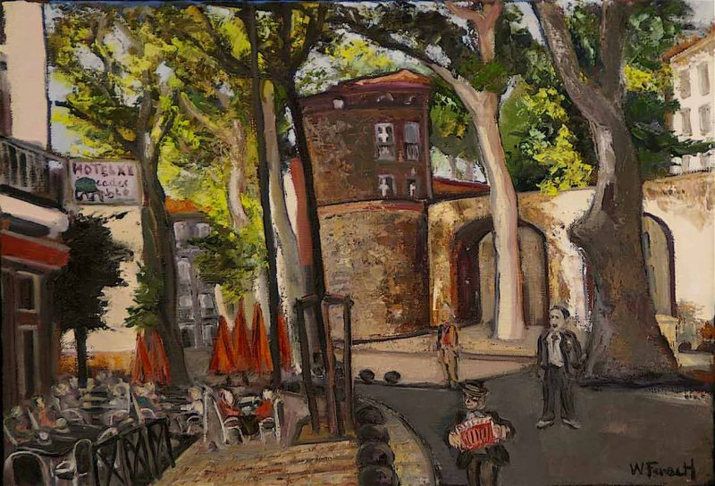 Place Picasso HST 38x55