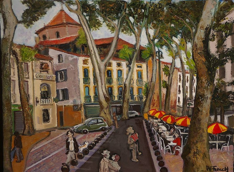 Place Picasso HST 46x61