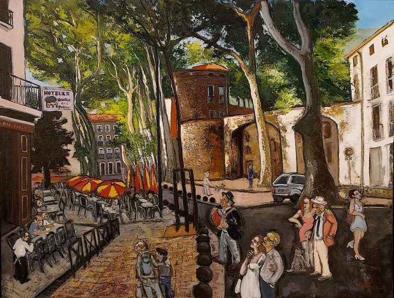 Place Picasso HST 89x116