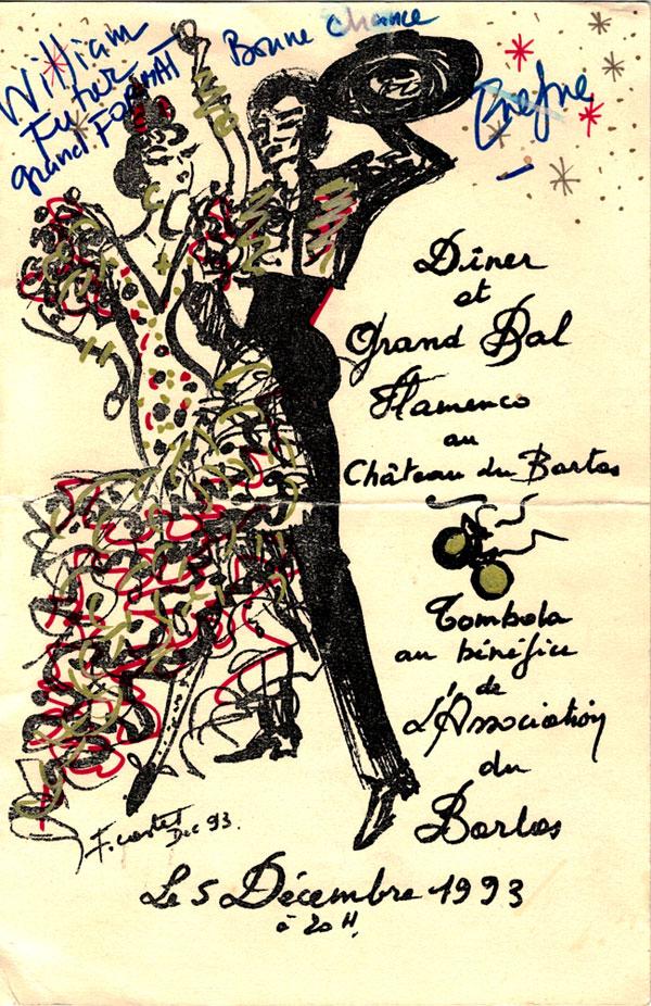 Association du Bartas - 05-12-1993