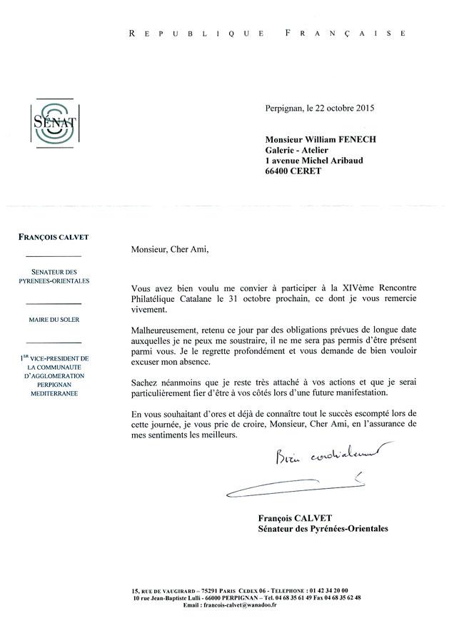 François Calvet - 22-10-2015