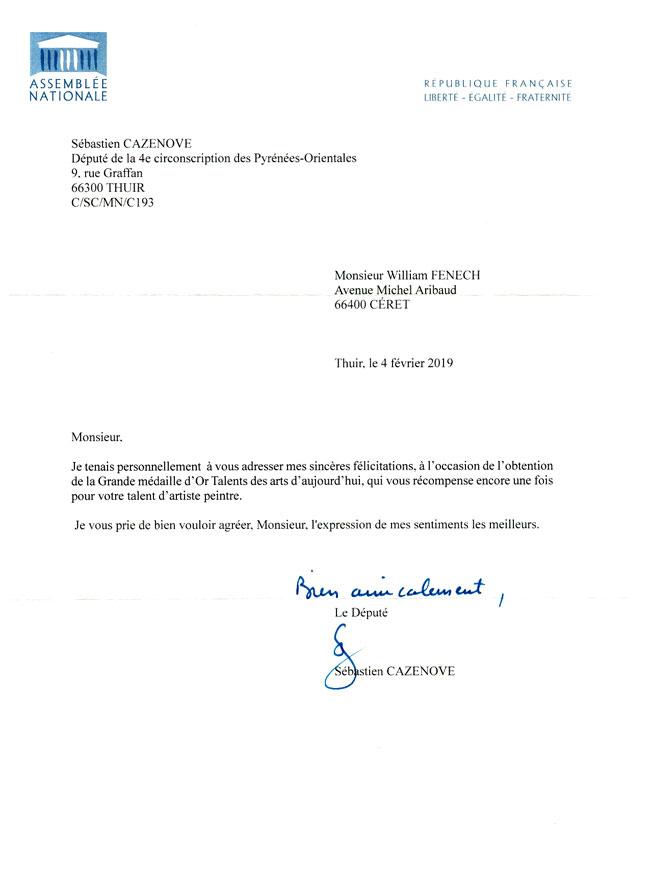 Sébastien Cazenove - 04-02-2019