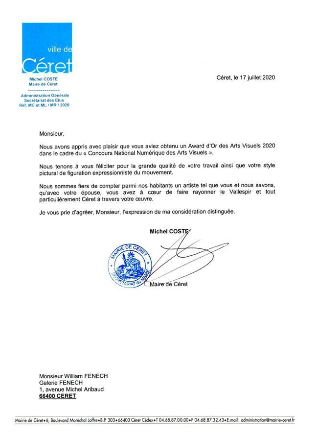 Michel Coste - 17-07-2020
