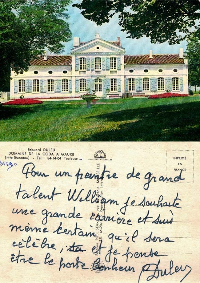 Edouard Duleu - 31-05-1990