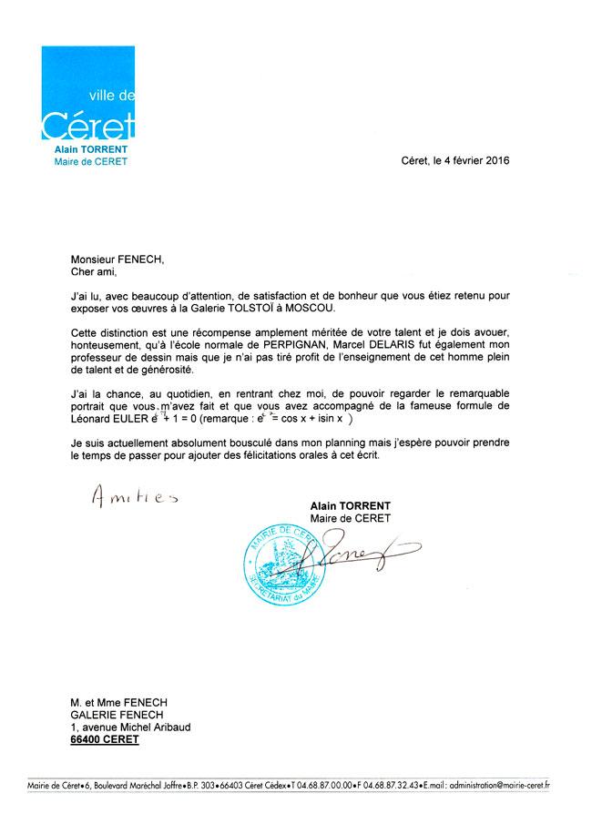 Alain Torrent - 04-02-2016