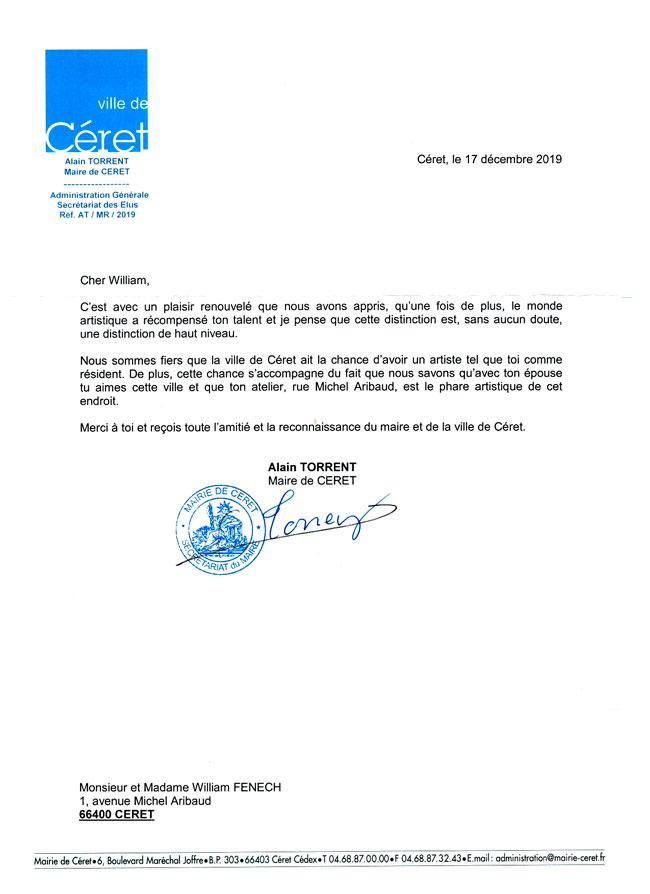 Alain Torrent - 17-12-2019