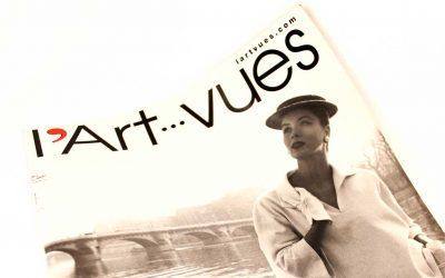 Article dans l'Art vues
