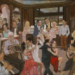 Le tango Bar HST 60x73